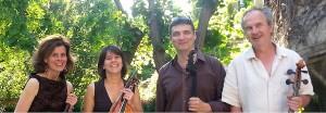 Ensemble de musique baroque La Badinerie